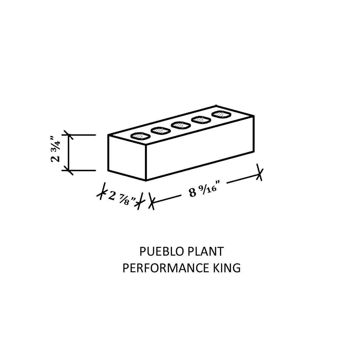 Summit Brick Company Performance King Size